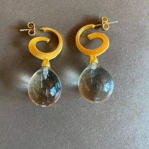 Glass Ball earrings